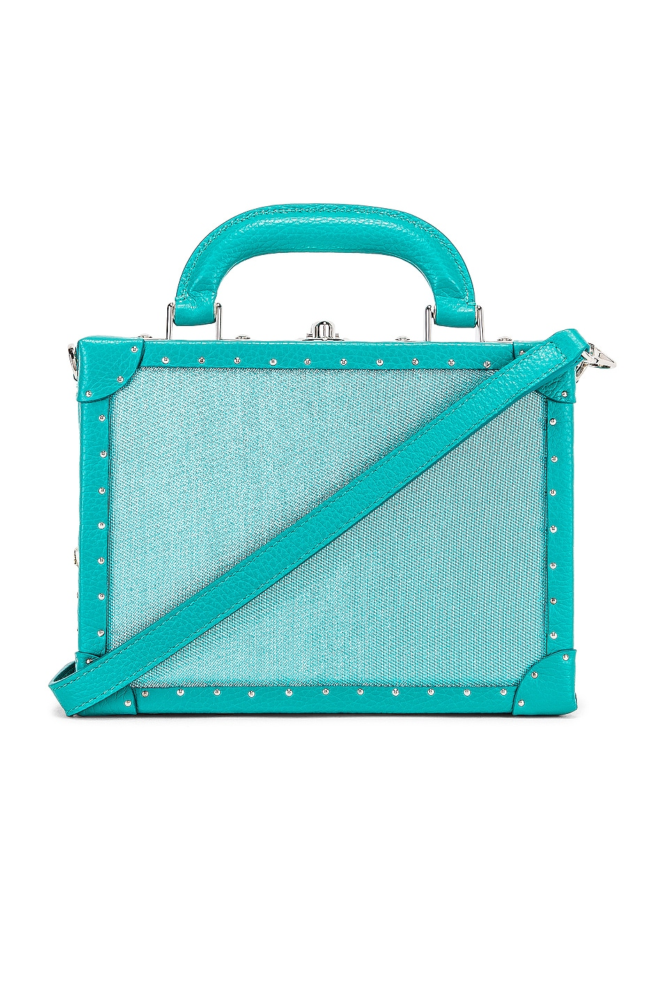 Image 1 of AREA Naomi Bag in Aqua