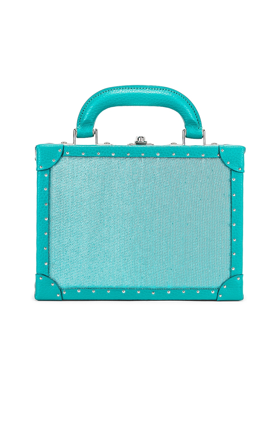 Image 3 of AREA Naomi Bag in Aqua