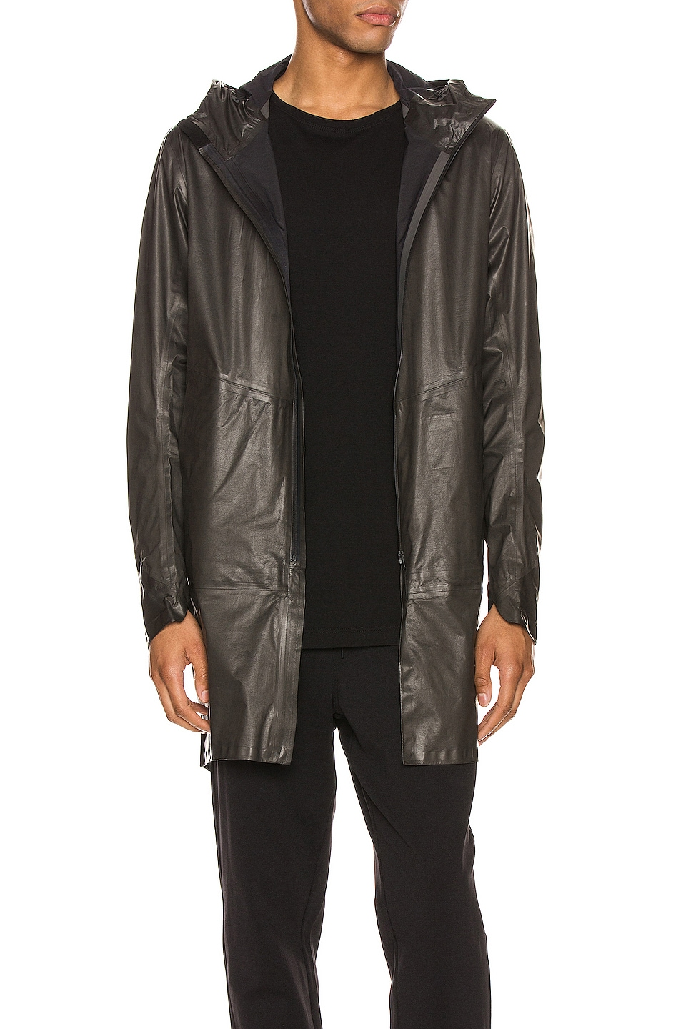 Image 1 of Veilance Monitor Coat in Black