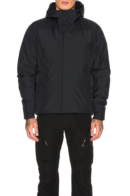 Image 2 of Arc'teryx Veilance Anneal Down Jacket in Black