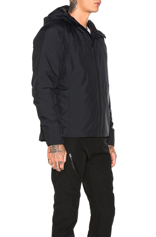 Image 3 of Arc'teryx Veilance Anneal Down Jacket in Black