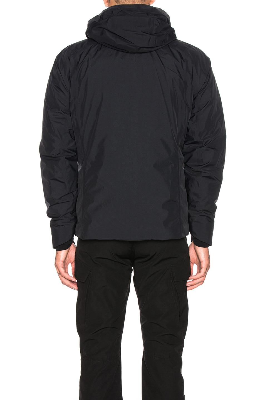Image 4 of Arc'teryx Veilance Anneal Down Jacket in Black
