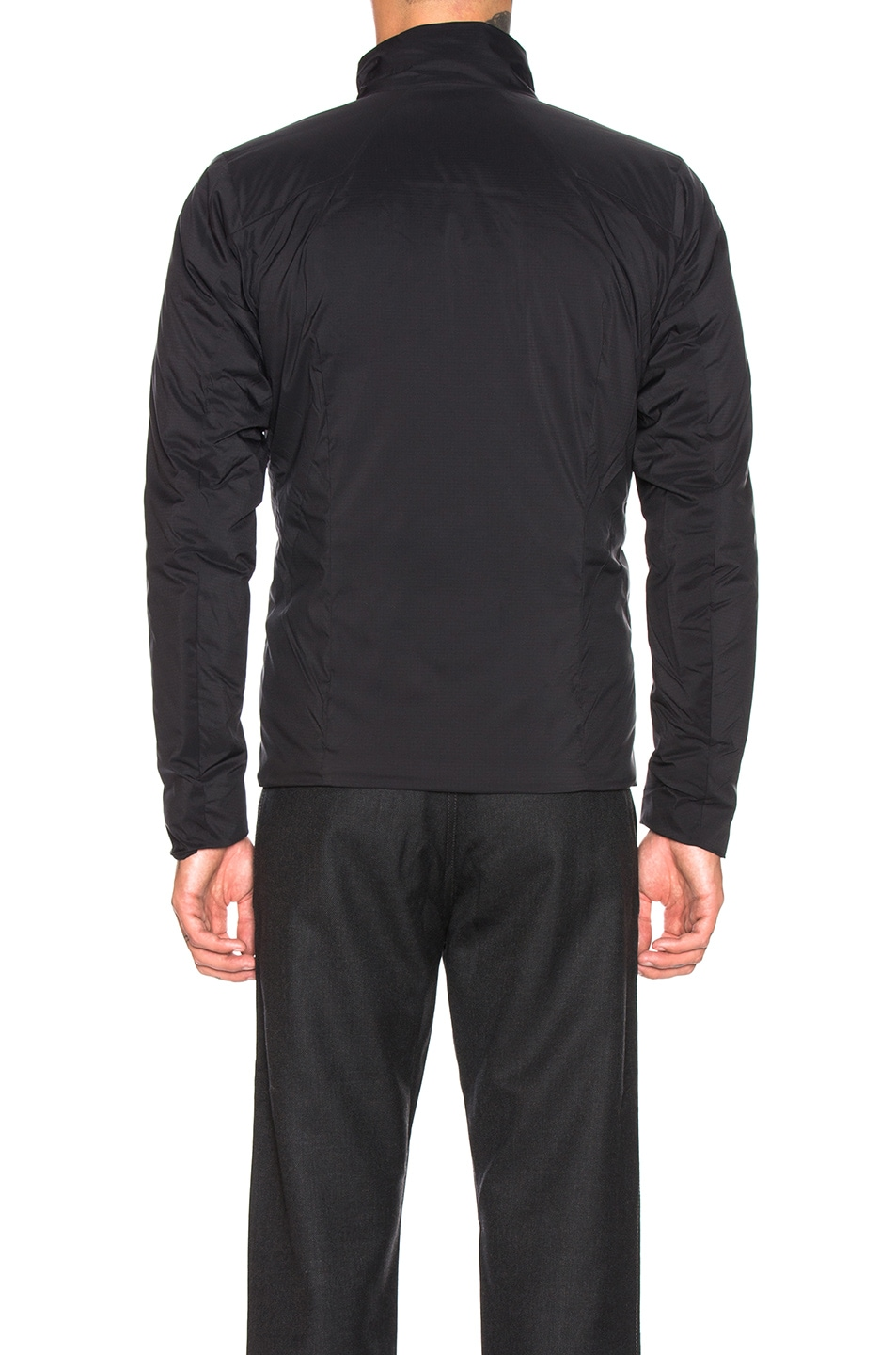 Image 4 of Arc'teryx Veilance Mionn Is Jacket in Black
