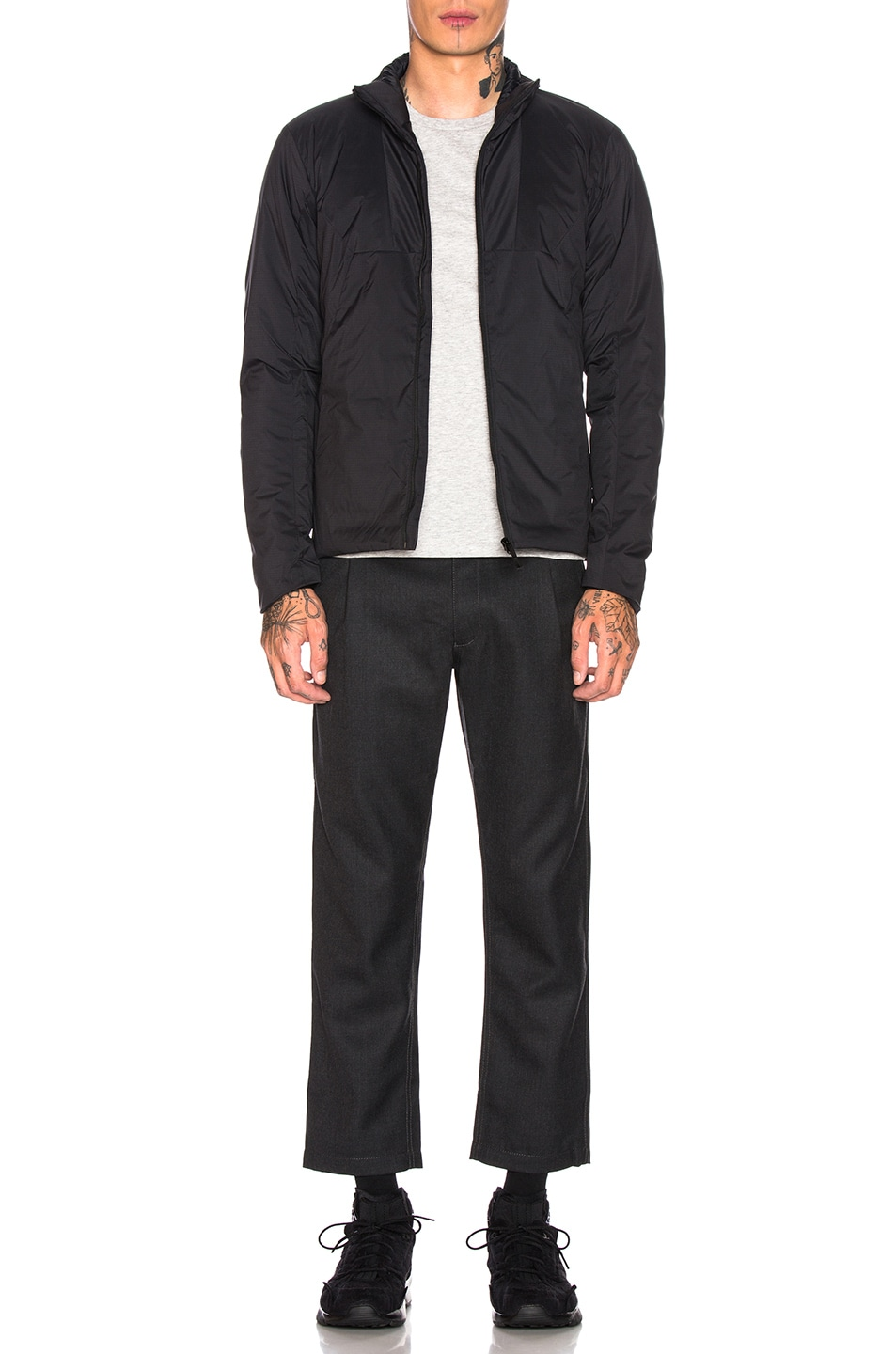 Image 5 of Arc'teryx Veilance Mionn Is Jacket in Black