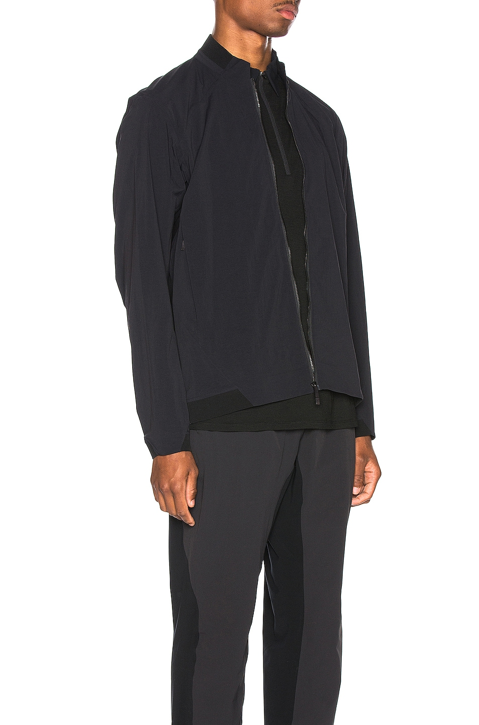 Image 3 of Arc'teryx Veilance Nemis Jacket in Black