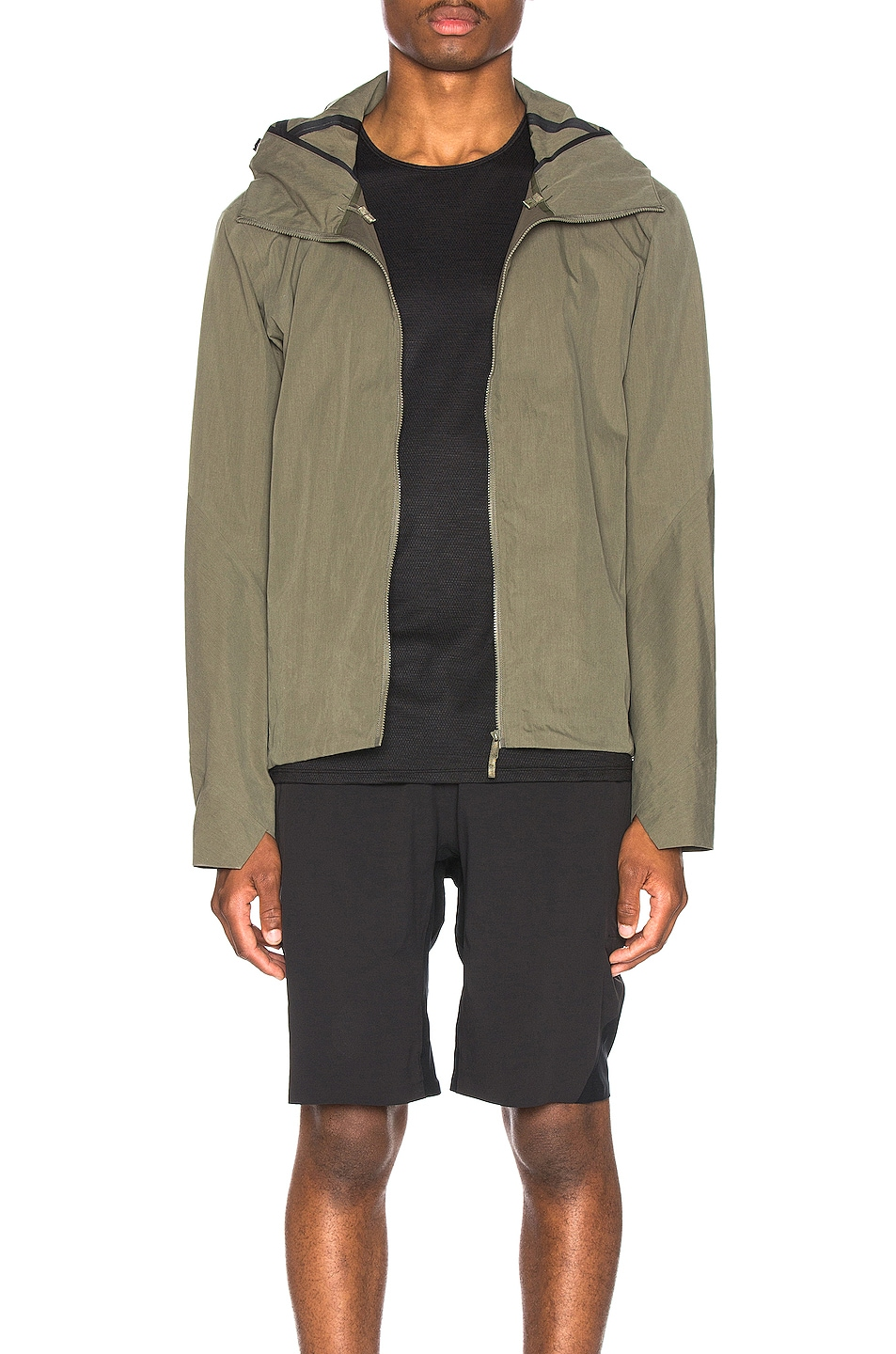 Image 1 of Arc'teryx Veilance Isogon Jacket in Loden