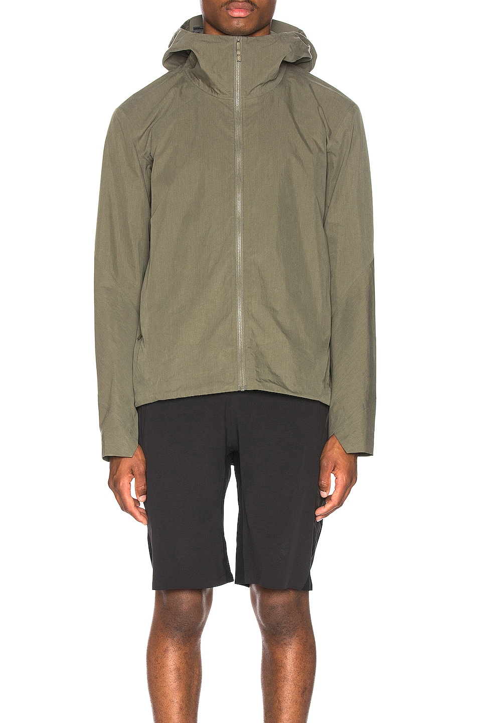 Image 2 of Arc'teryx Veilance Isogon Jacket in Loden