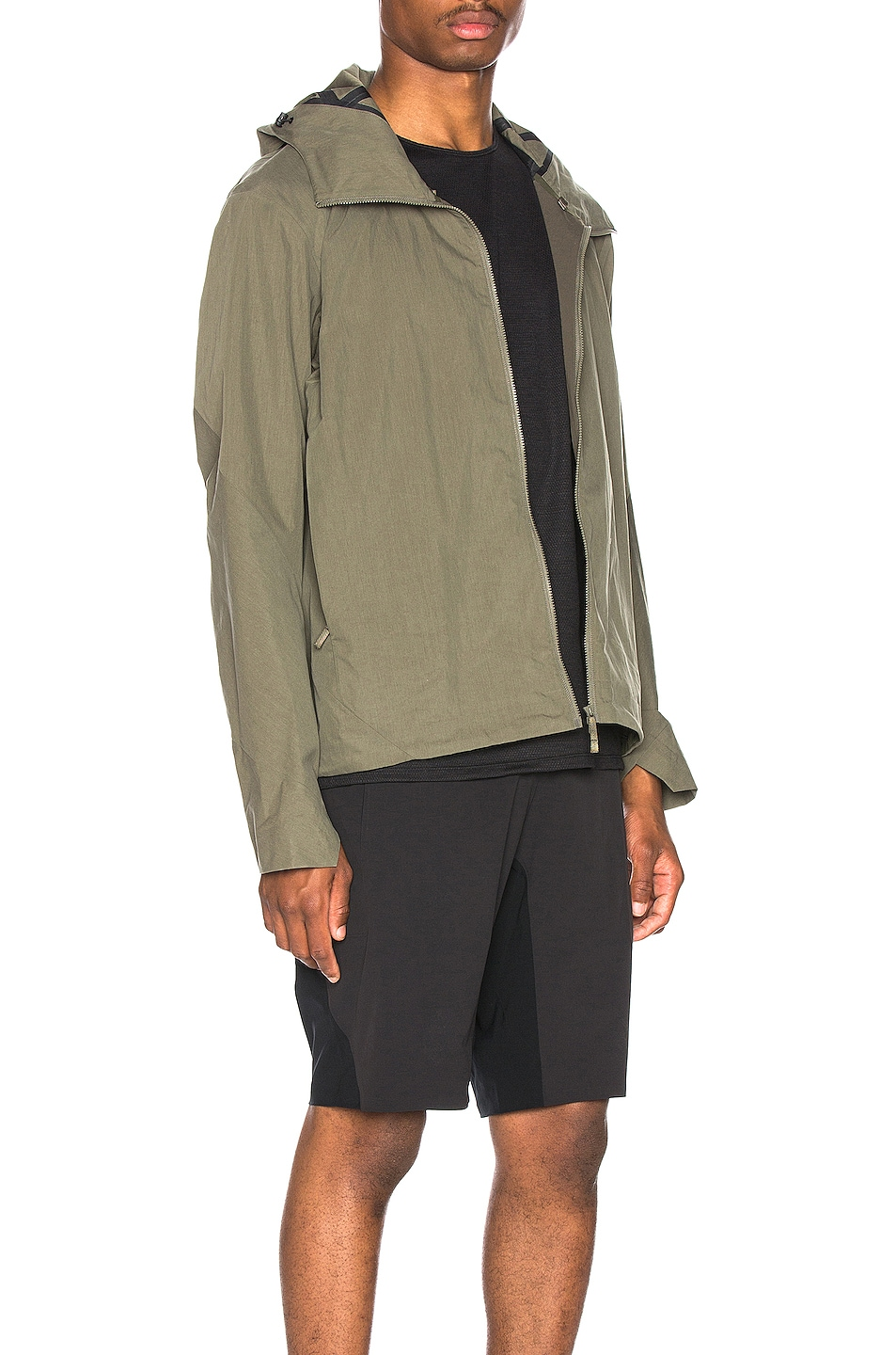 Image 3 of Arc'teryx Veilance Isogon Jacket in Loden