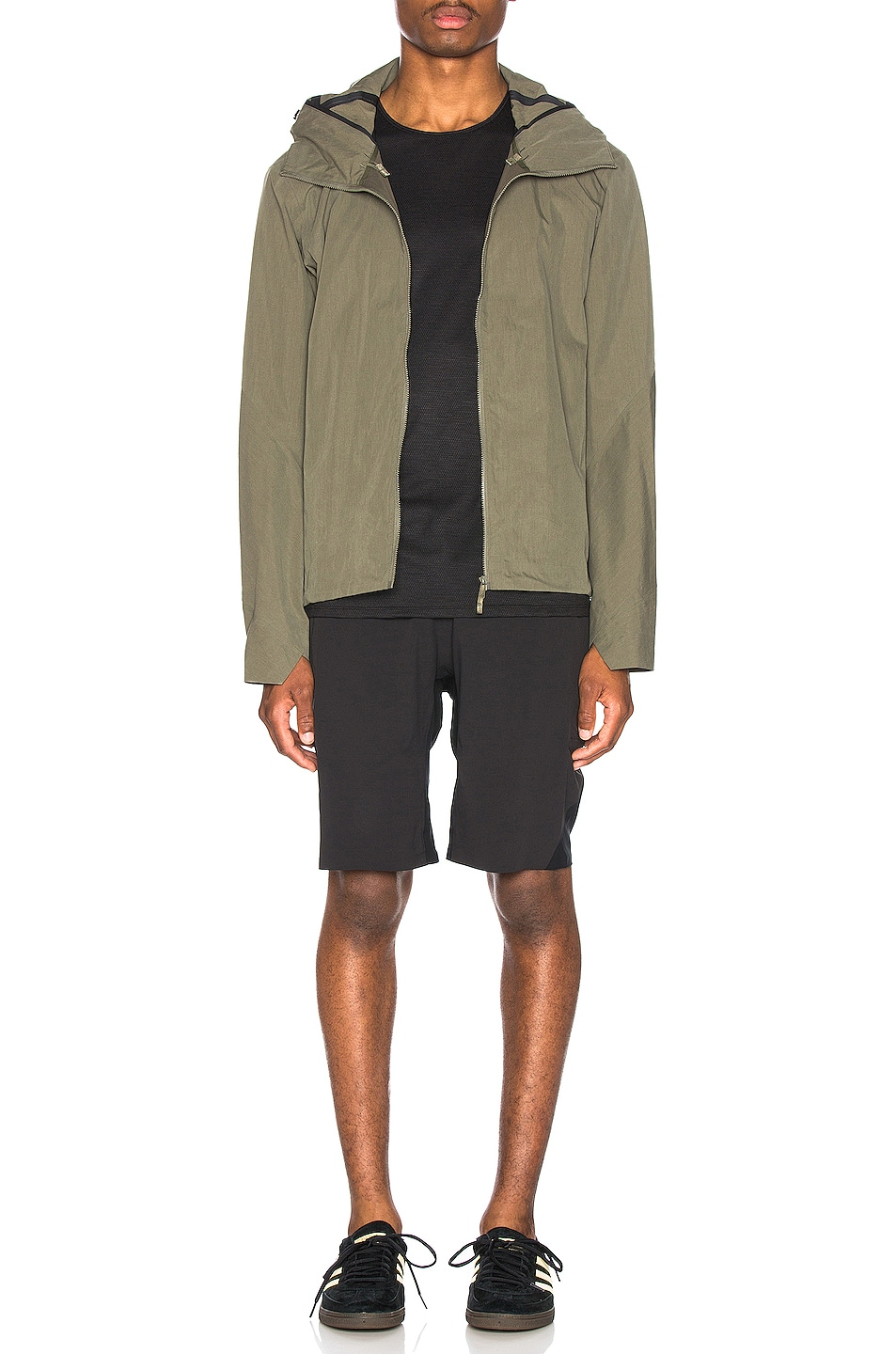 Image 5 of Arc'teryx Veilance Isogon Jacket in Loden