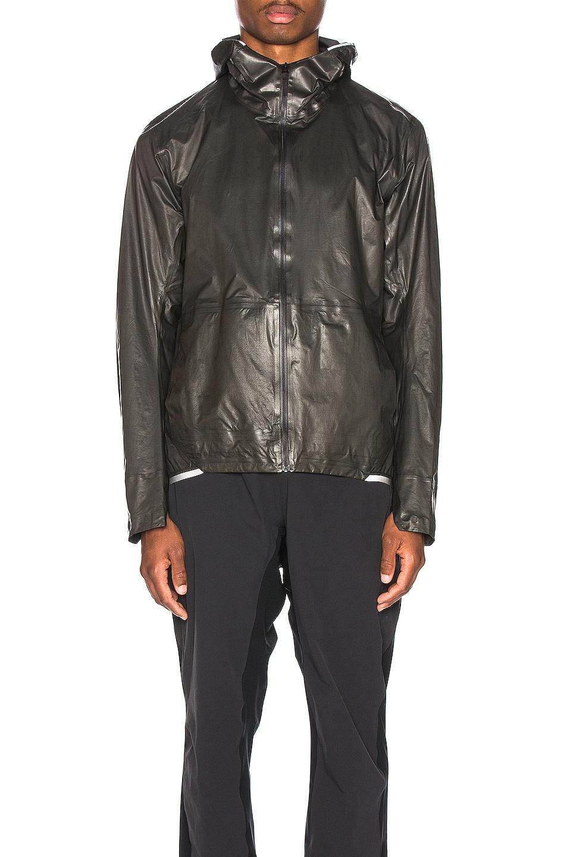 Image 2 of Arc'teryx Veilance Rhomb Jacket in Black