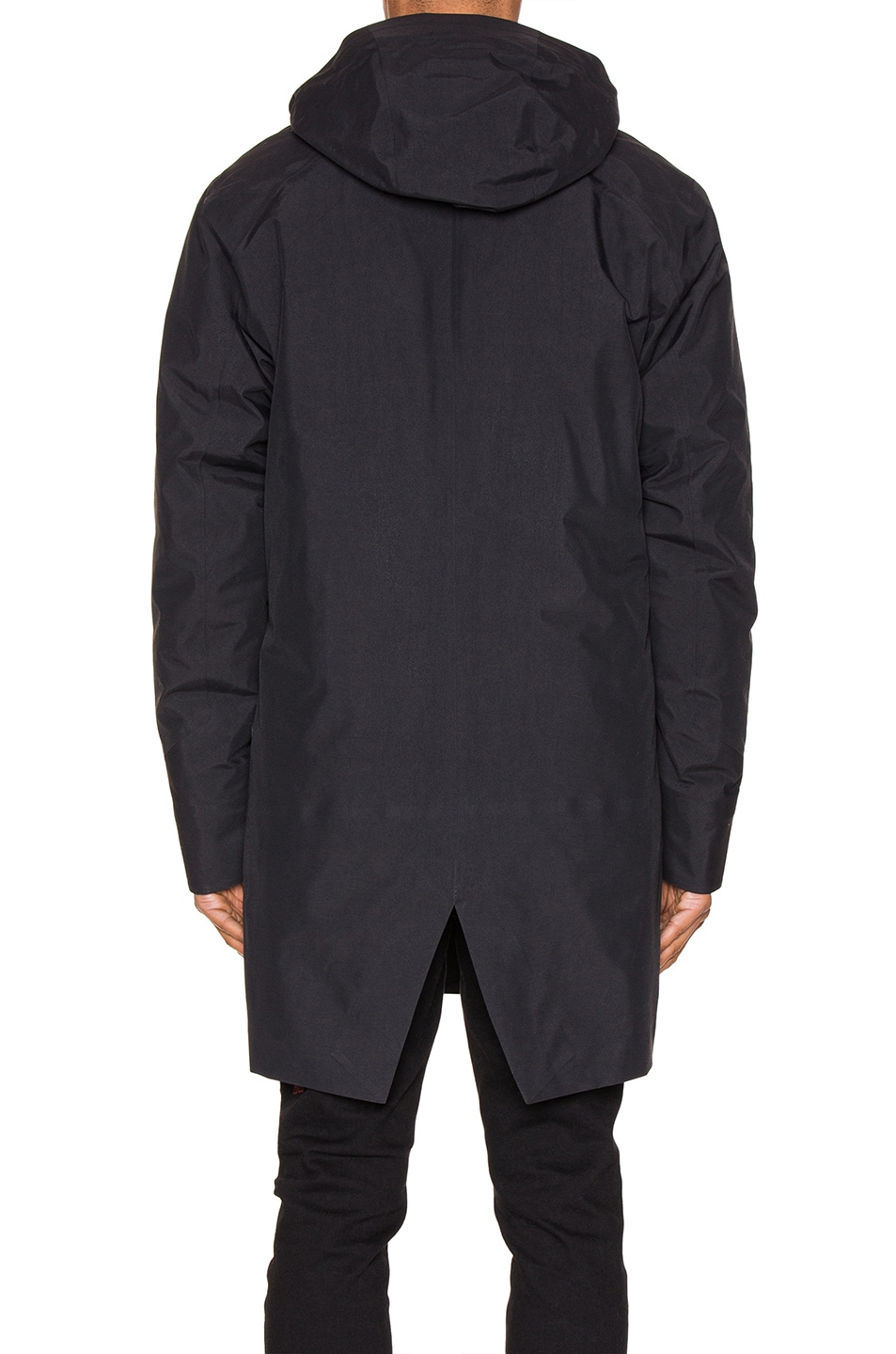 Image 4 of Arc'teryx Veilance Monitor Down Coat in Black