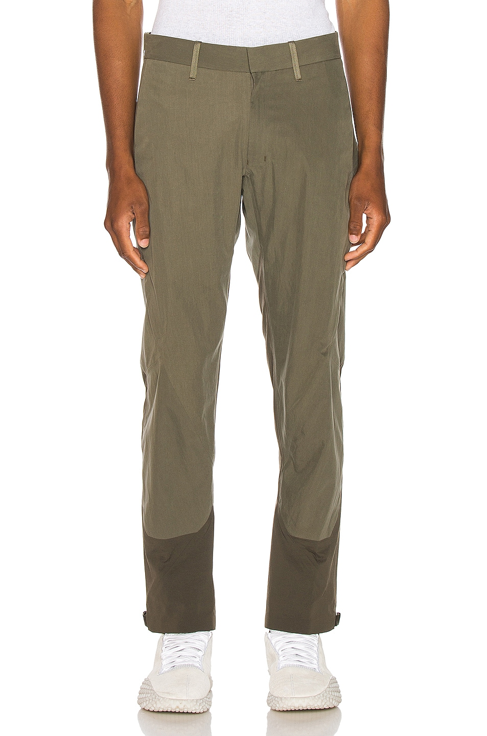 Image 1 of Veilance Apparat Pant in Loden