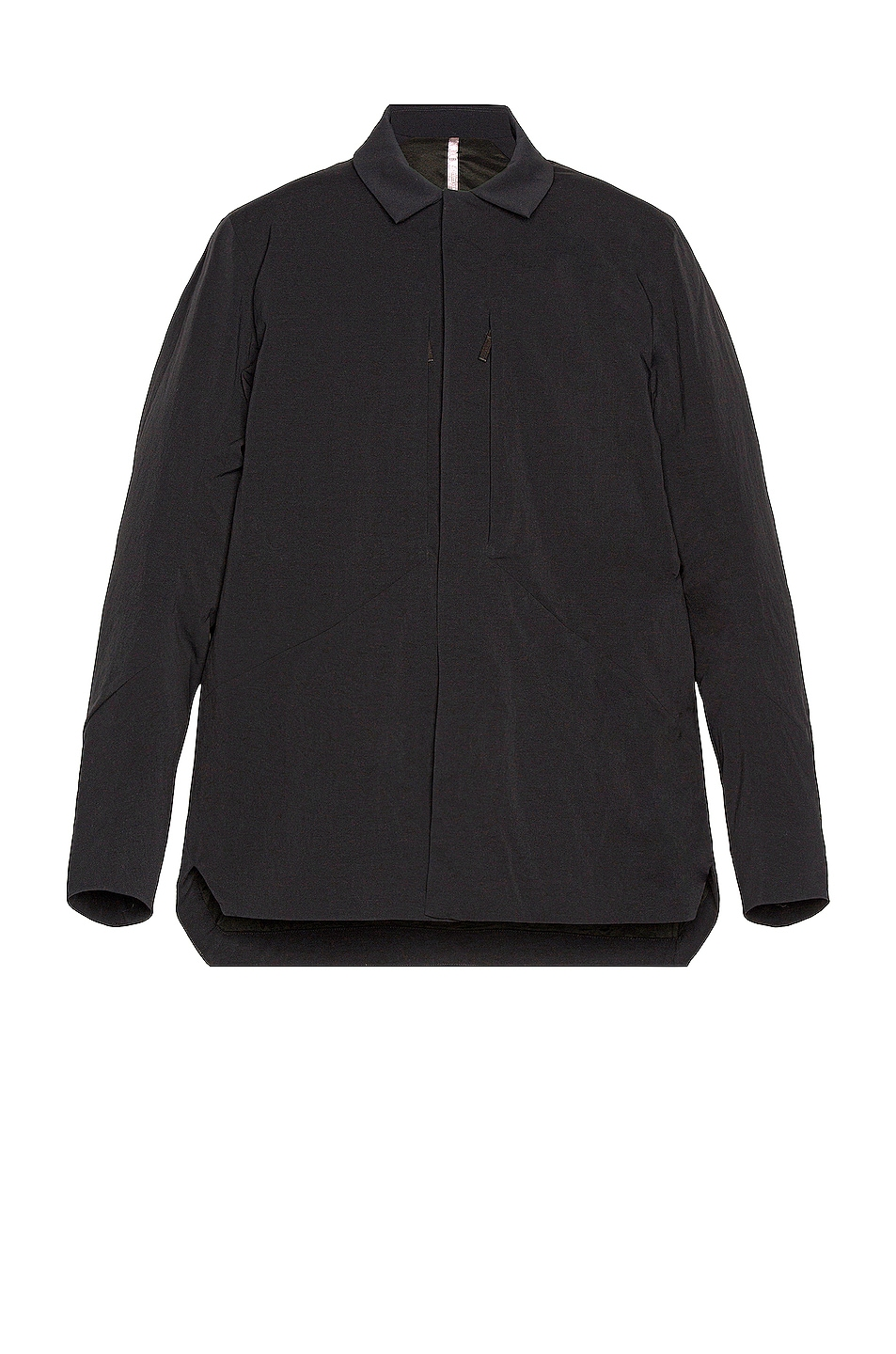 Image 1 of Veilance Mionn IS Overshirt in Black