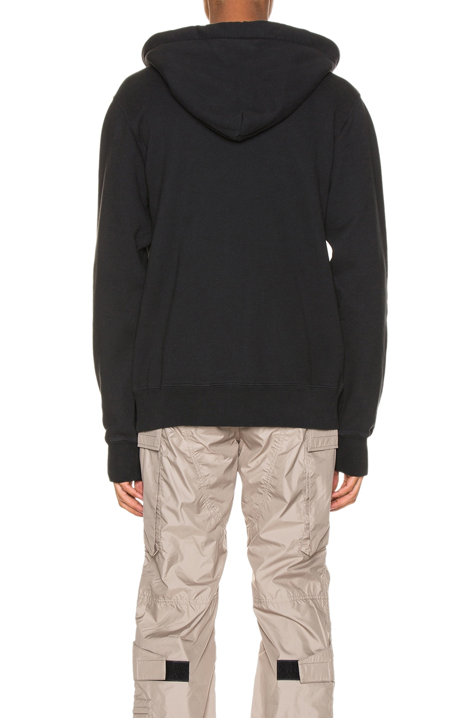 Image 4 of Ambush New Multi Cord Hoodie in Black