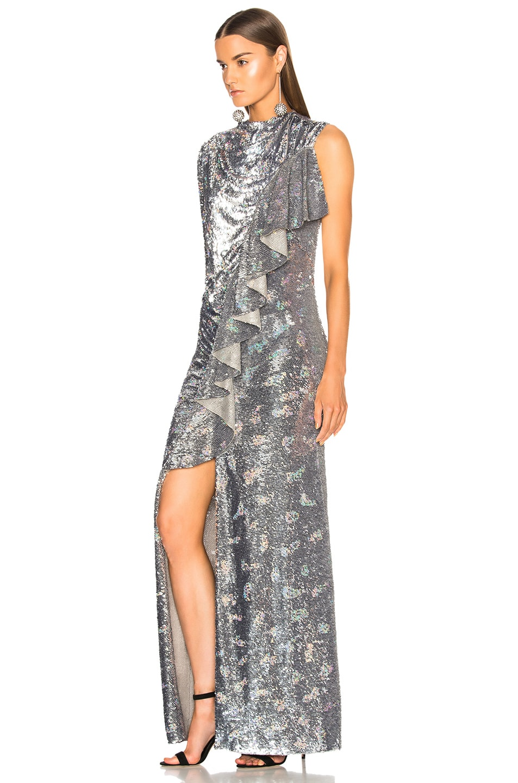 Image 3 of Ashish Siren Dress in Mirrorball