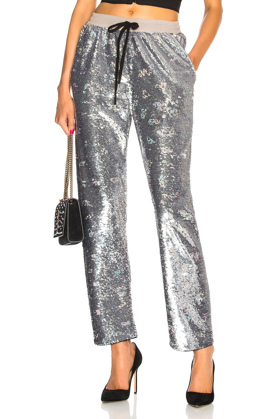 Image 1 of Ashish Pyjama Pant in Mirrorball