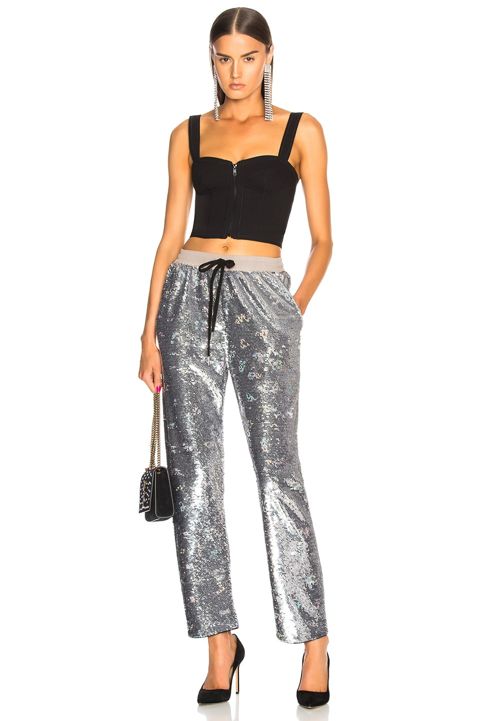 Image 4 of Ashish Pyjama Pant in Mirrorball