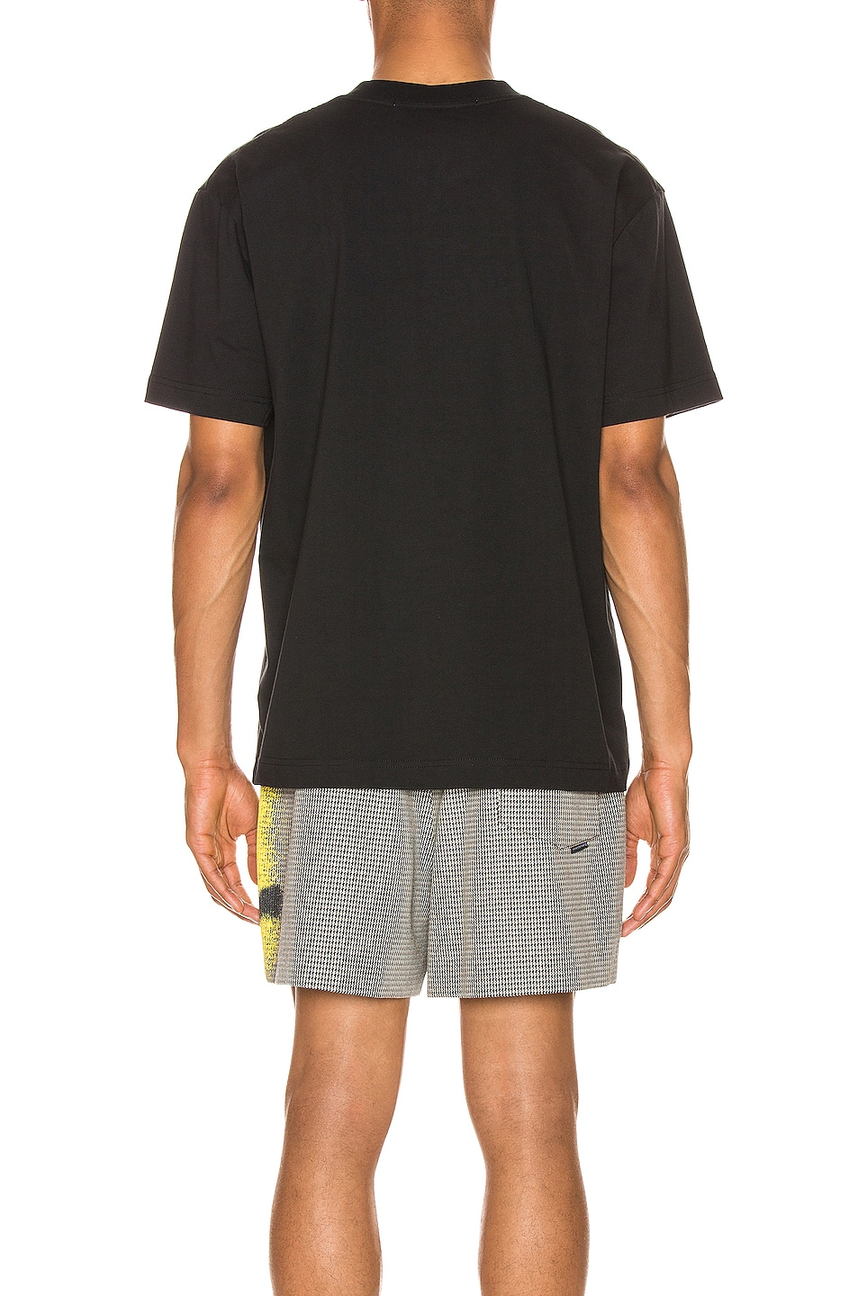 Image 3 of Alexander Wang Graphic T-Shirt in Black