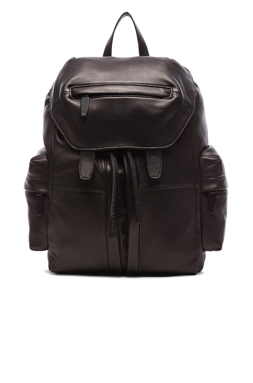Image 1 of Alexander Wang Lookbook Marti Backpack in Black