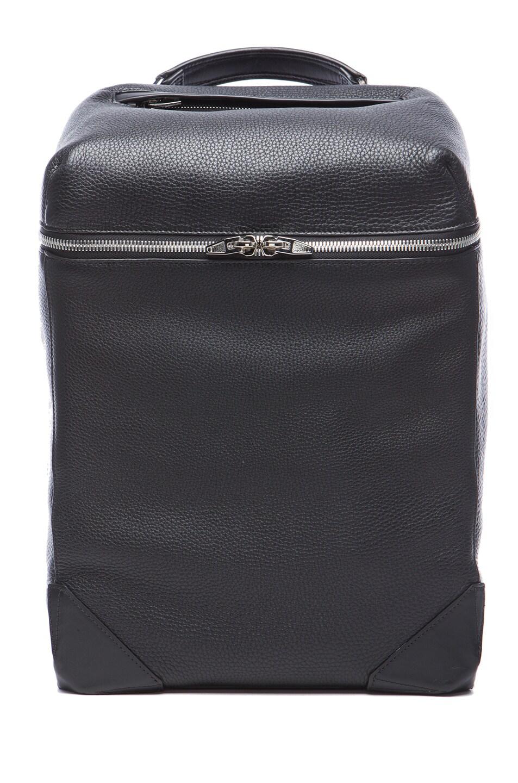 Image 1 of Alexander Wang Wallie Backpack in Black