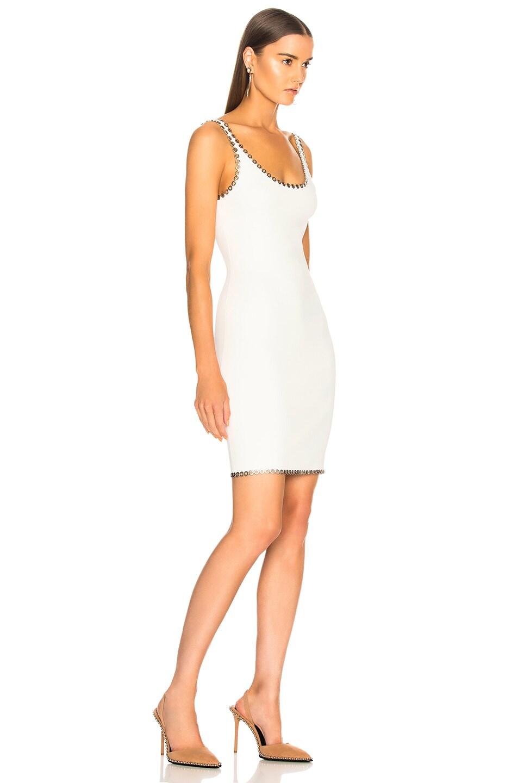 Image 2 of Alexander Wang Cami Mini Dress in Ivory