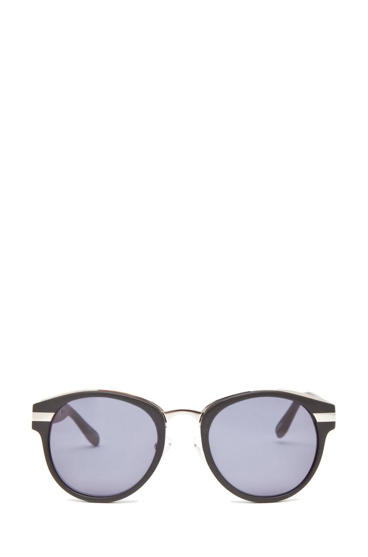 Image 1 of Alexander Wang Sunglasses in Matte Black