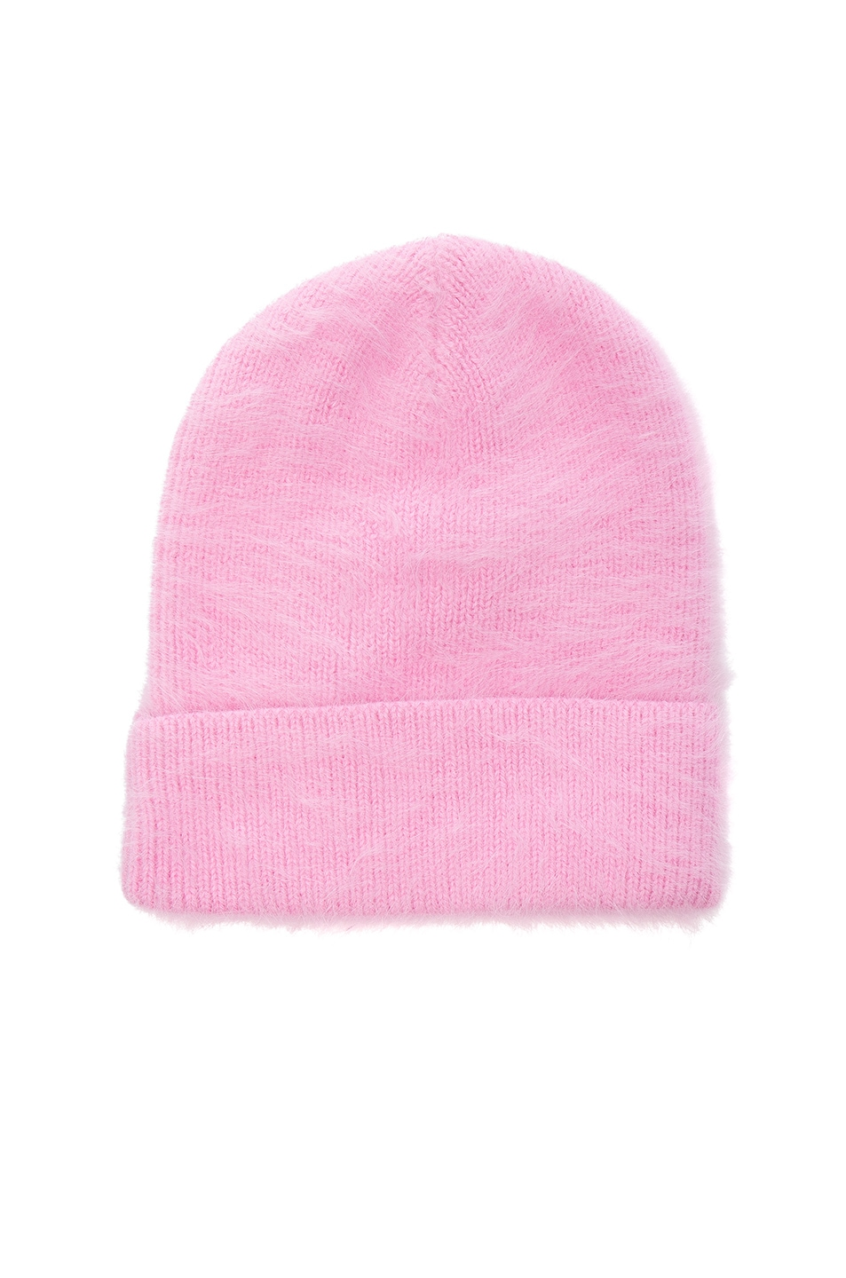 Image 2 of Alexander Wang Graphic Beanie in Pink