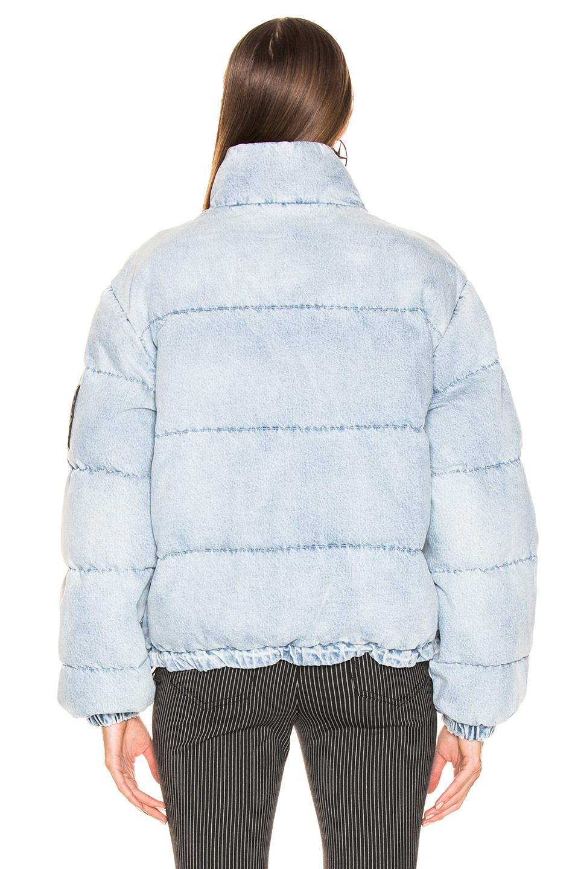 Image 5 of Alexander Wang Puffer Jacket in Bleach