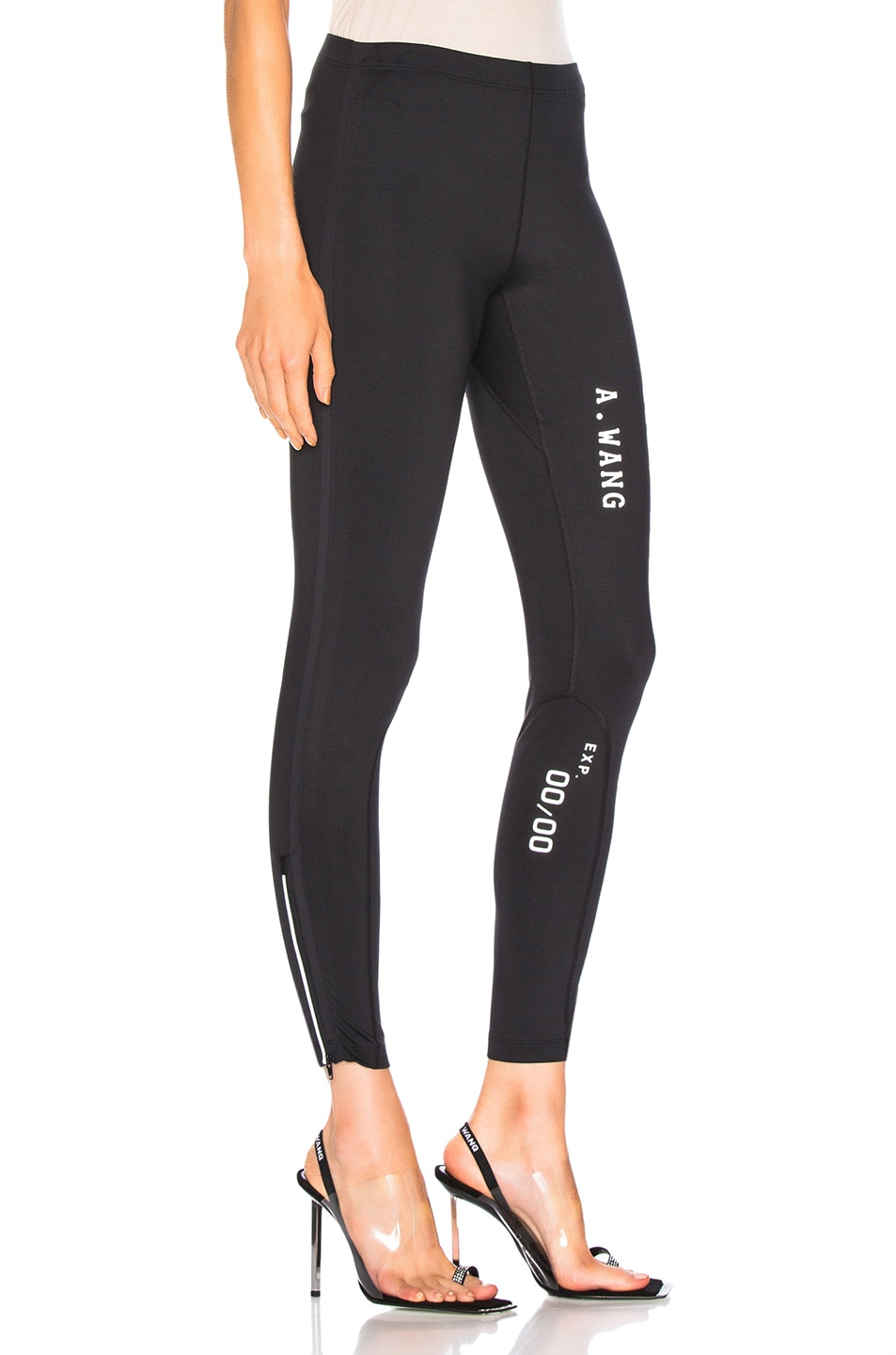 Image 2 of Alexander Wang Scuba Legging in Black