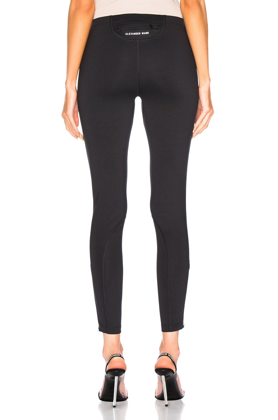 Image 4 of Alexander Wang Scuba Legging in Black
