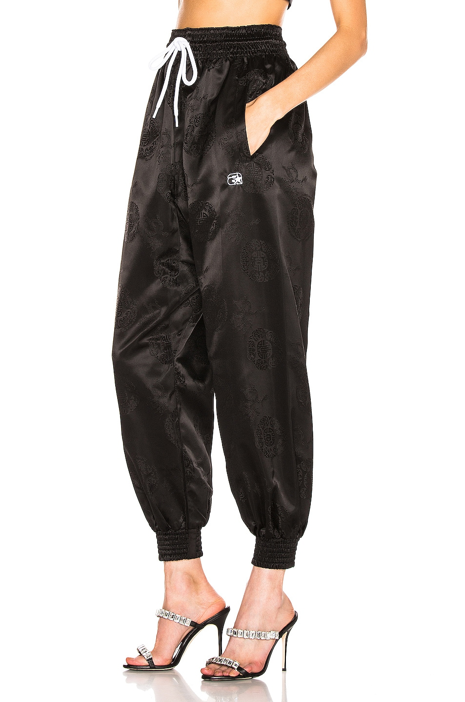 Image 3 of Alexander Wang Balloon Pant in Black