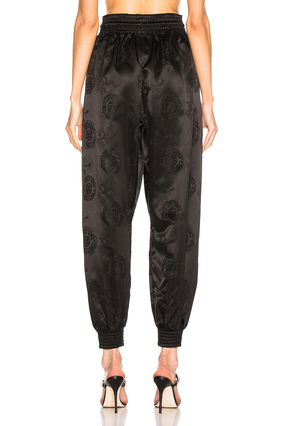 Image 4 of Alexander Wang Balloon Pant in Black