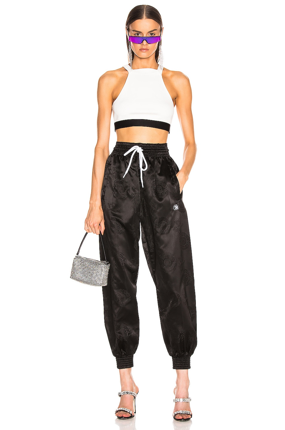 Image 5 of Alexander Wang Balloon Pant in Black