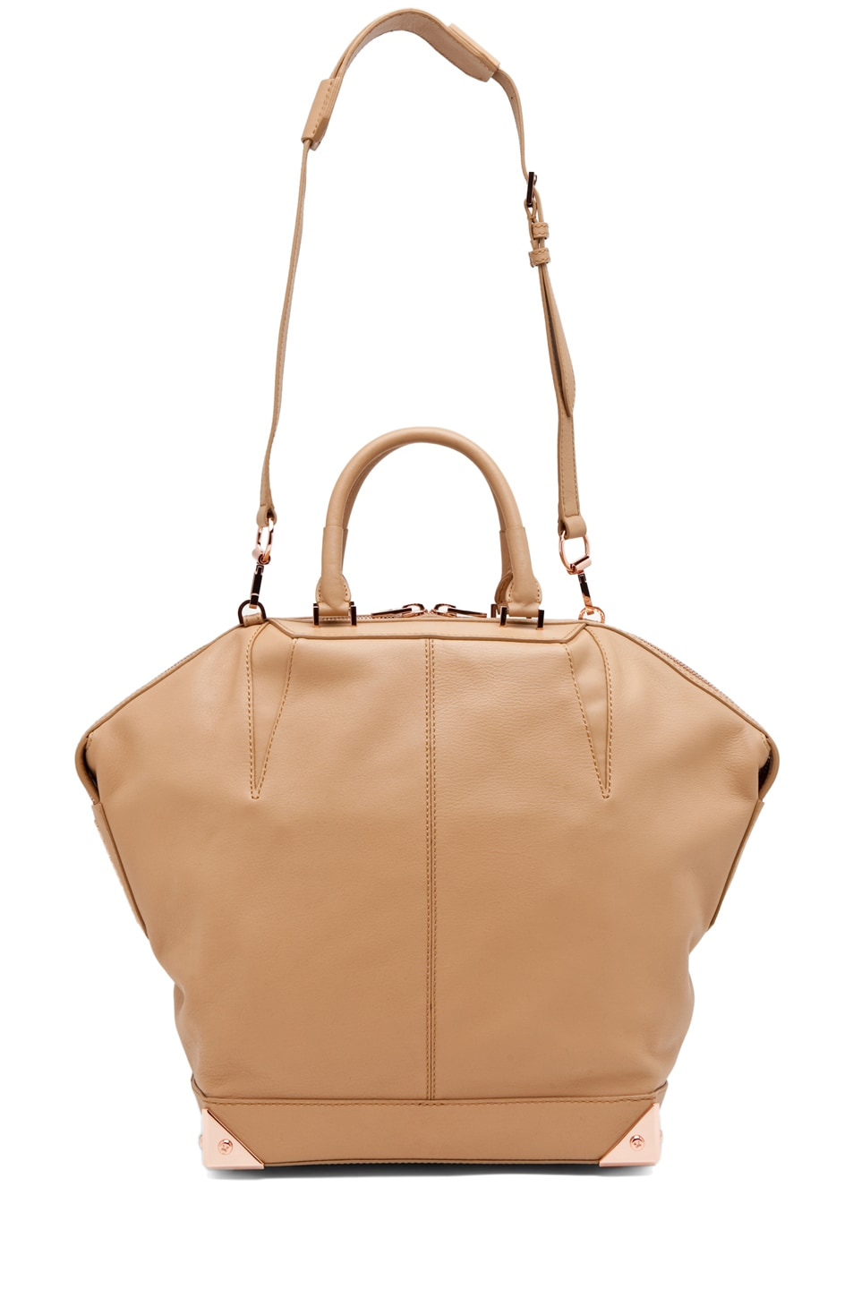 Image 5 of Alexander Wang Emile Large Tote in Toffee