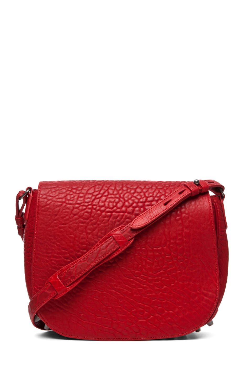 Image 1 of Alexander Wang Lia Pebble Bag in Cayenne