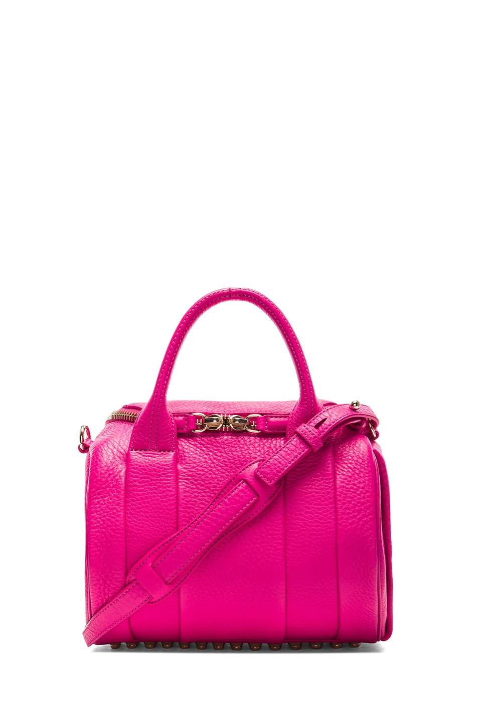 Image 1 of Alexander Wang Rockie Bag in Flamingo