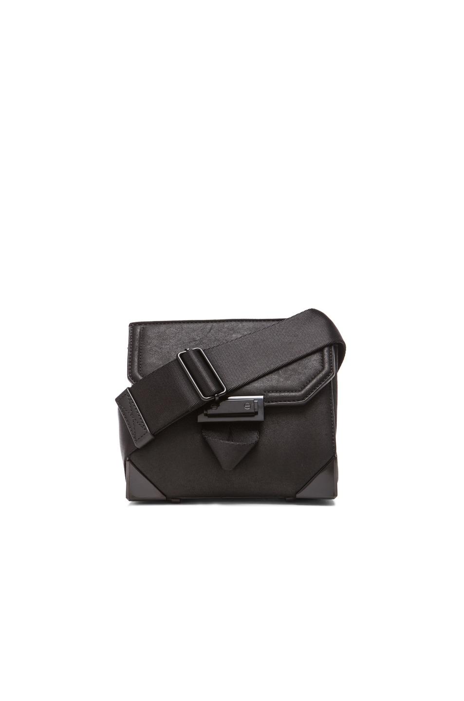 Image 1 Of Alexander Prisma Web Marion Bag In Black