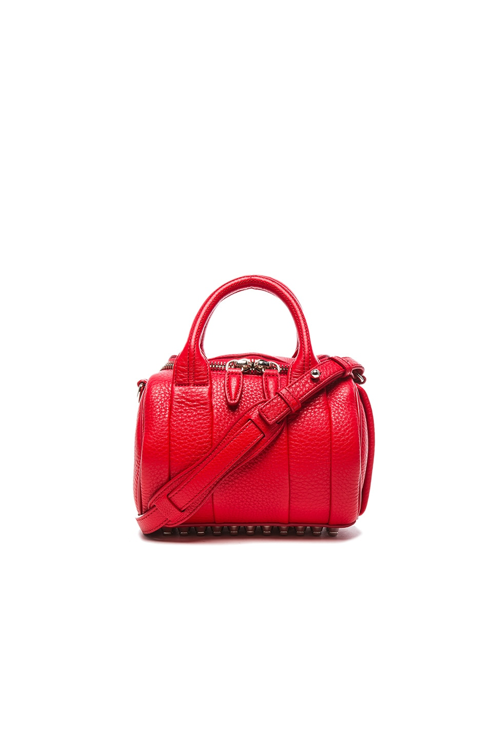 Image 1 of Alexander Wang Mini Rockie Bag with Silver Hardware in Cult