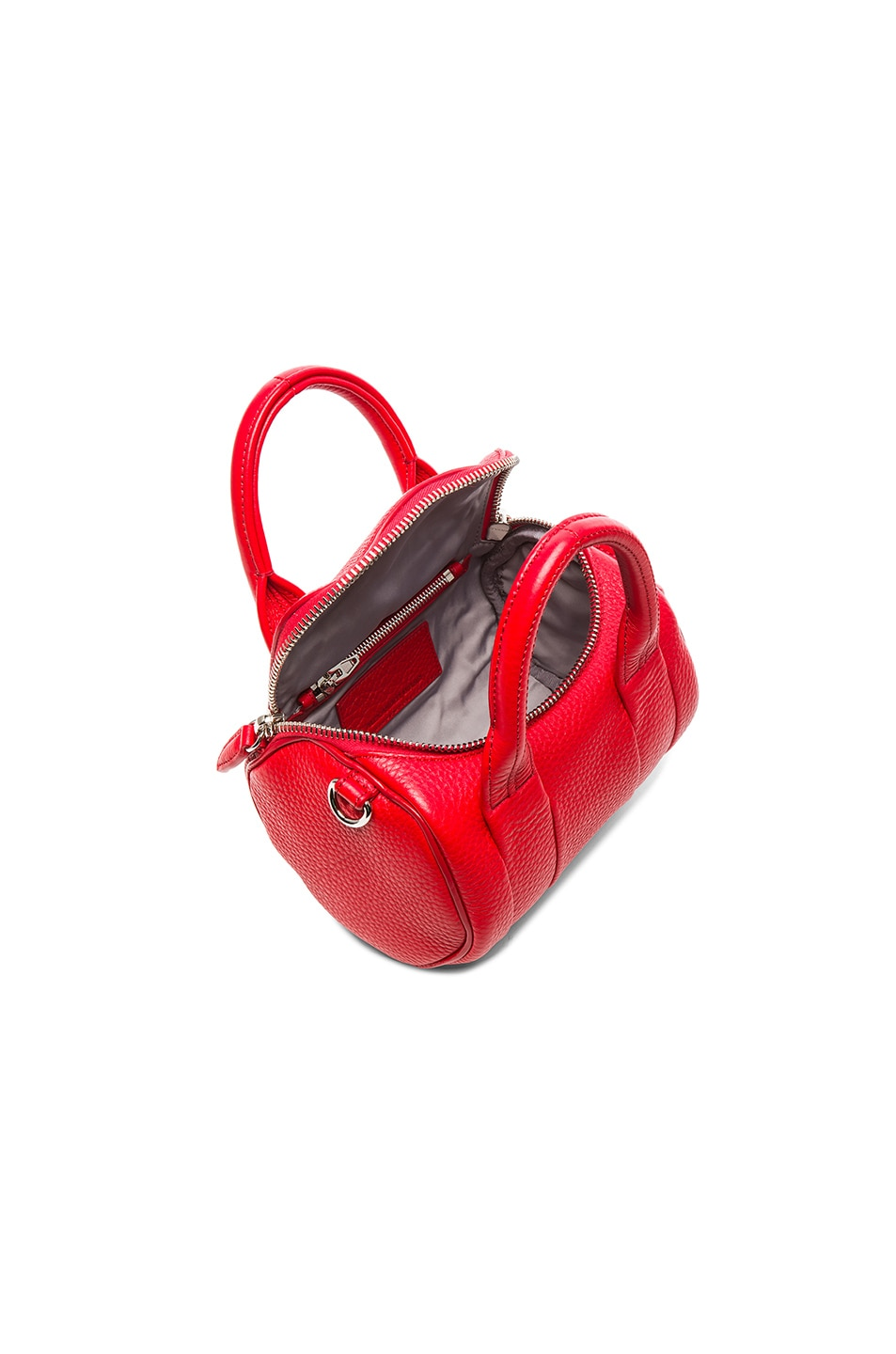 Image 5 of Alexander Wang Mini Rockie Bag with Silver Hardware in Cult