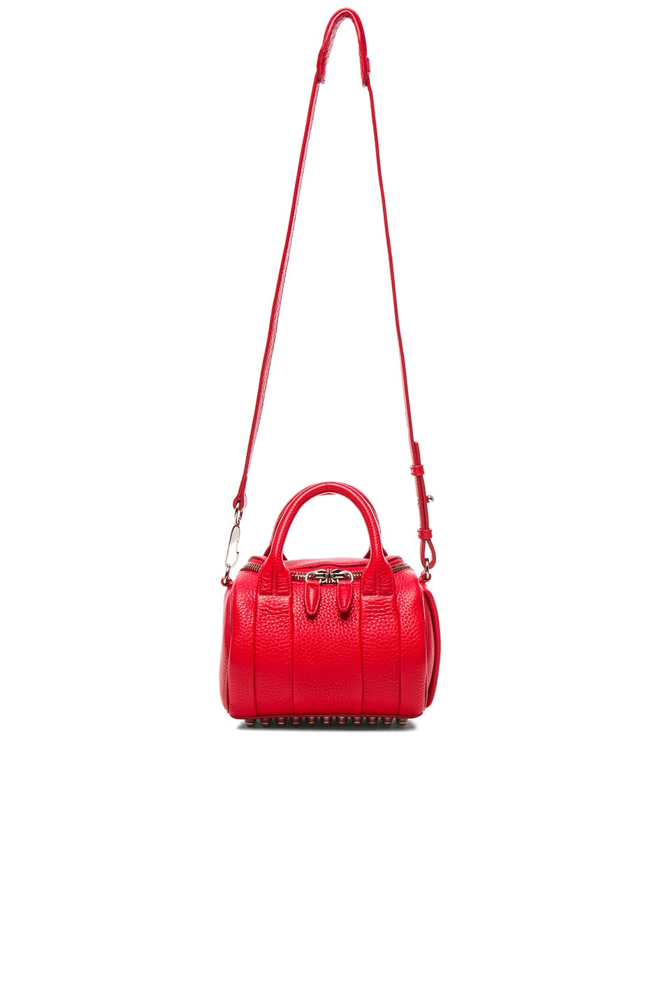 Image 6 of Alexander Wang Mini Rockie Bag with Silver Hardware in Cult