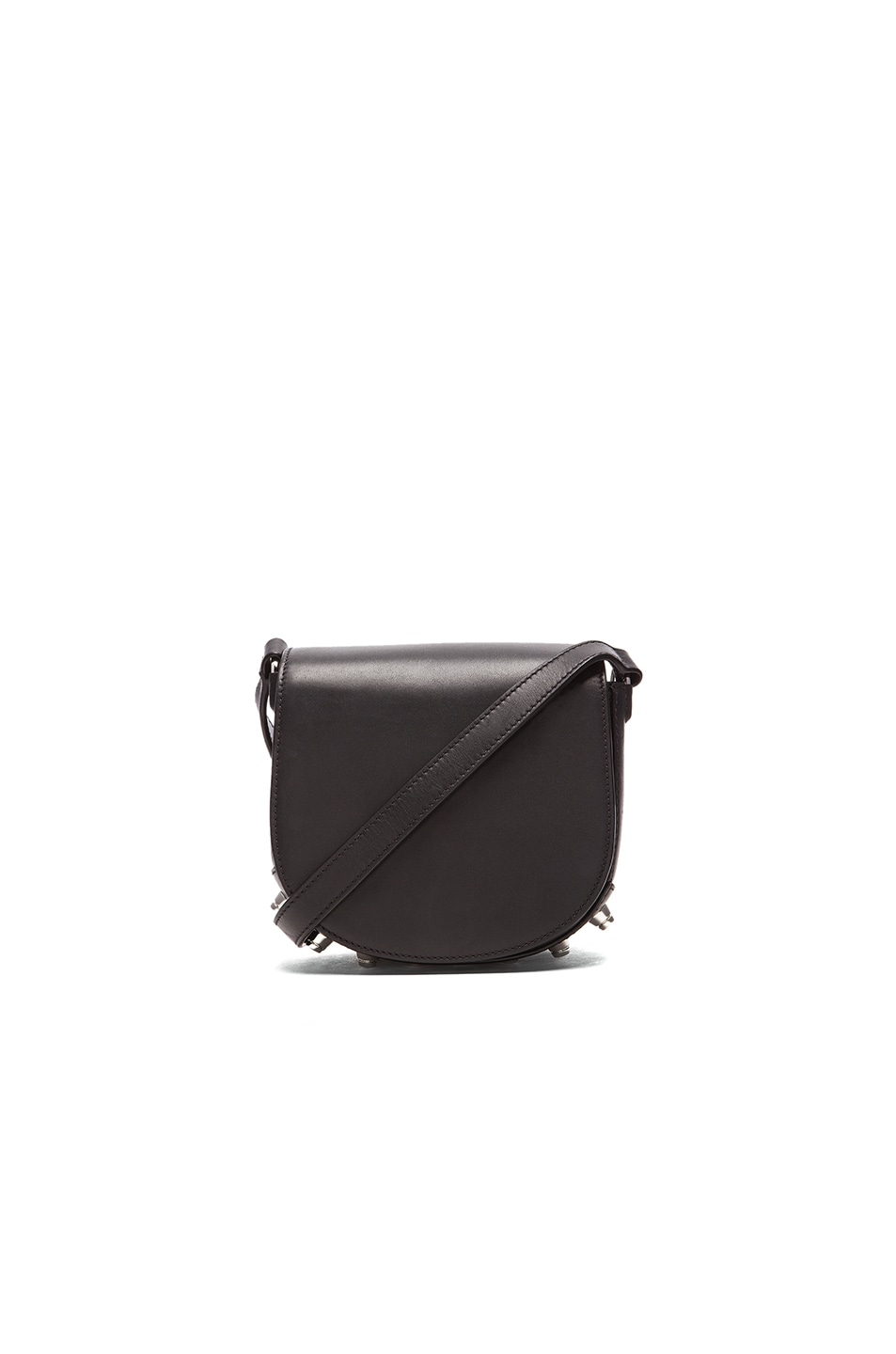 Image 1 of Alexander Wang Mini Lia Bag in Black