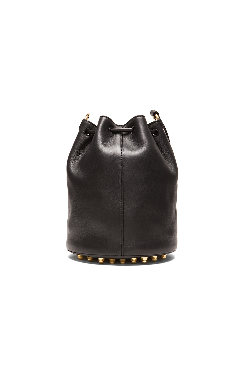 Image 2 of Alexander Wang Alpha Bucket Bag in Black