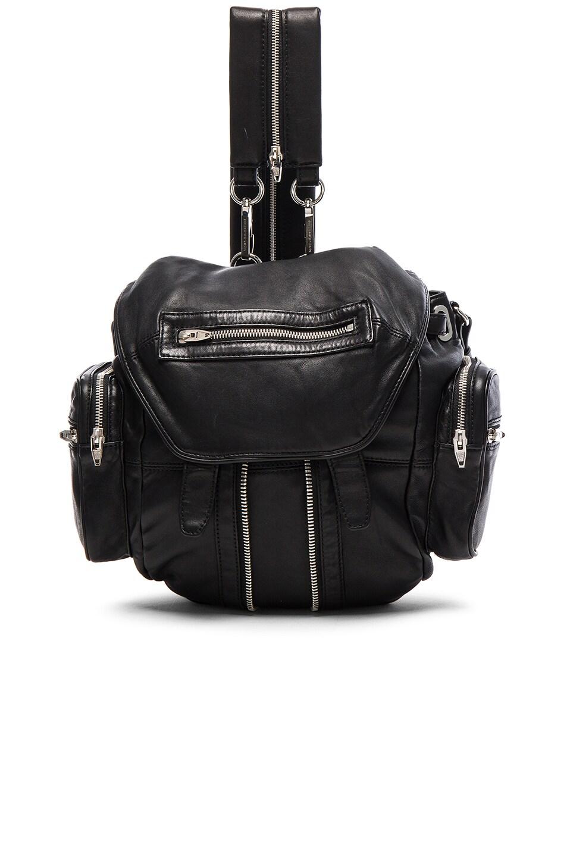 Alexander Nickel amp; Wang Mini Fwrd Backpack Black Marti In 6P6wOq