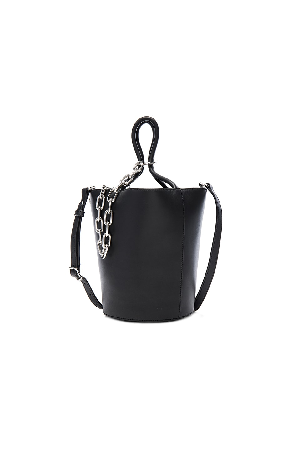 Image 1 of Alexander Wang Roxy Tote in Black