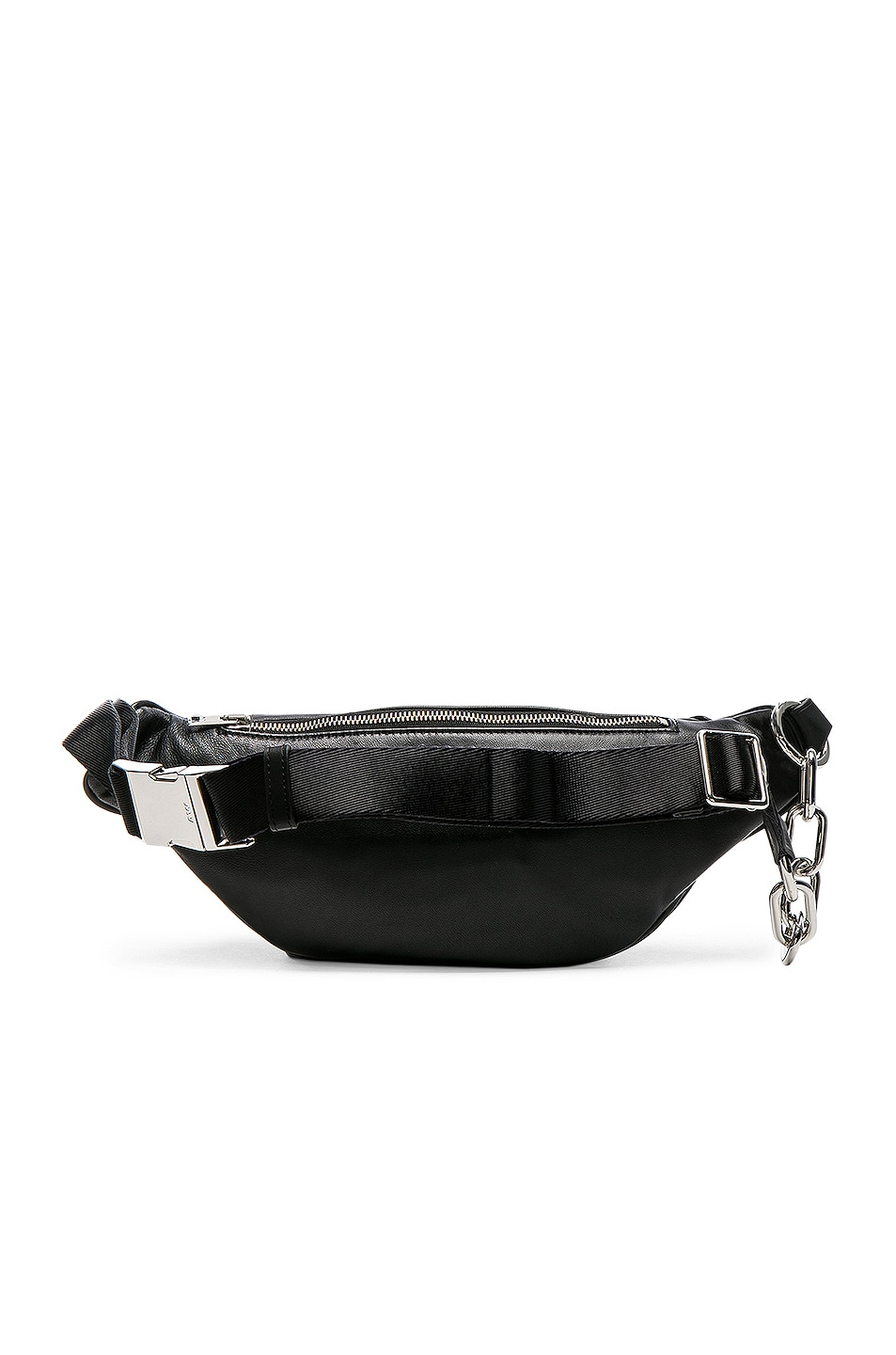Image 3 of Alexander Wang Attica Fanny Pack in Black