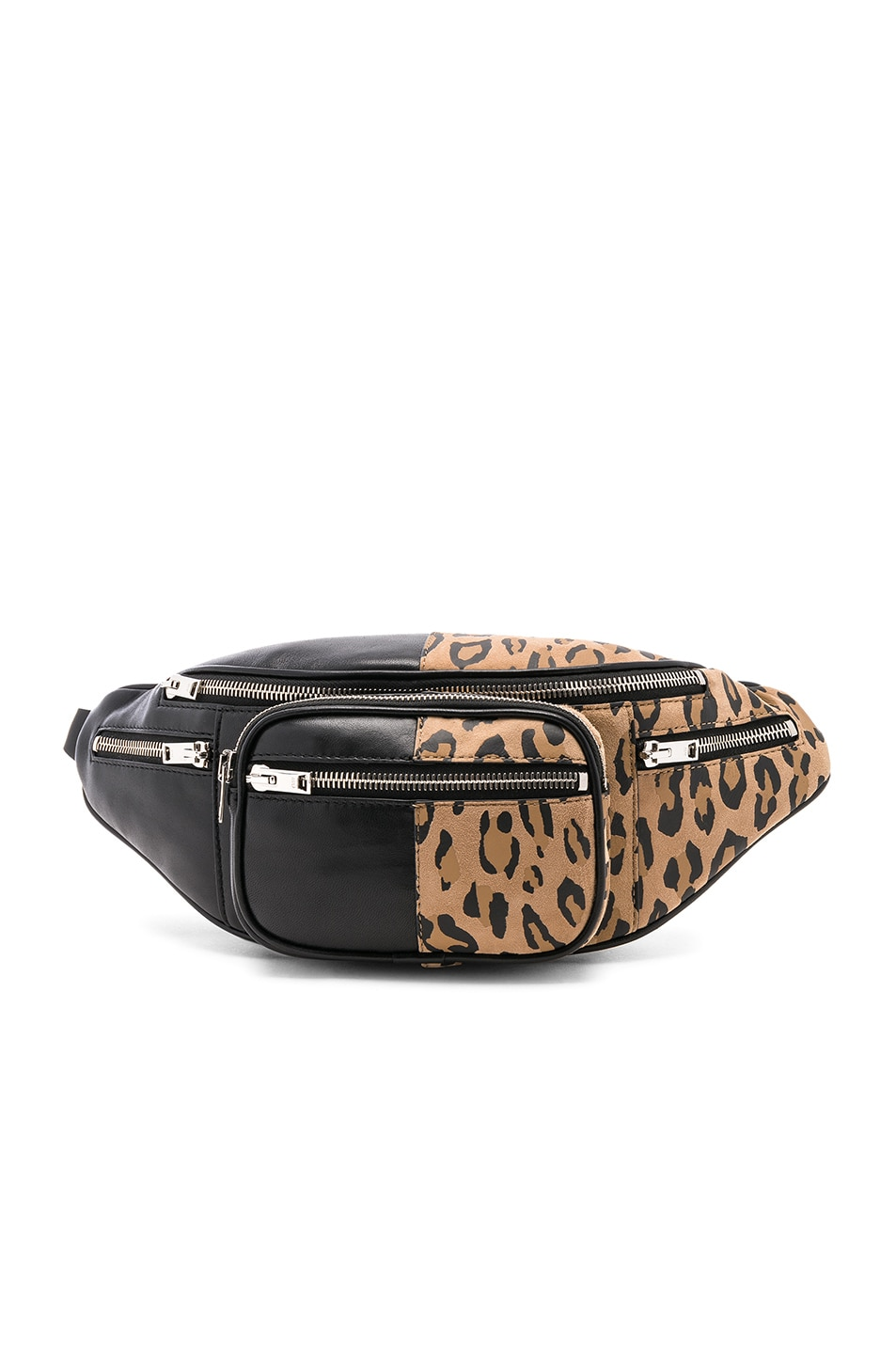 Image 1 of Alexander Wang Attica Soft Fanny Pack in Multi