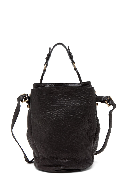 Image 2 of Alexander Wang Diego Bucket Bag in Black