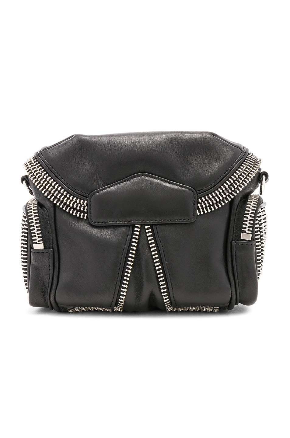 Image 3 of Alexander Wang Micro Marti Bag in Black