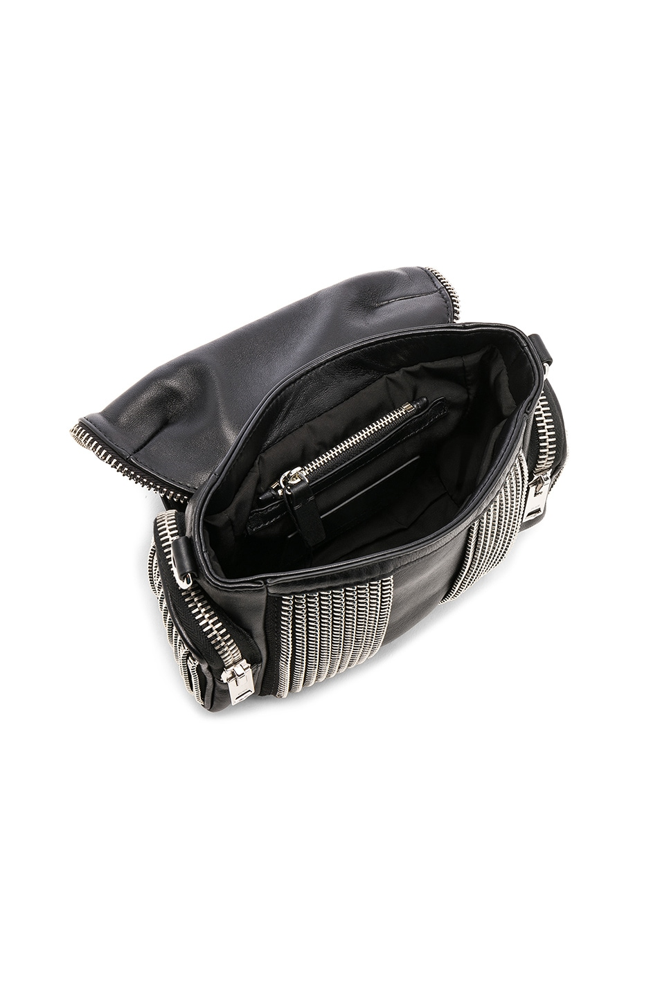 Image 5 of Alexander Wang Micro Marti Bag in Black