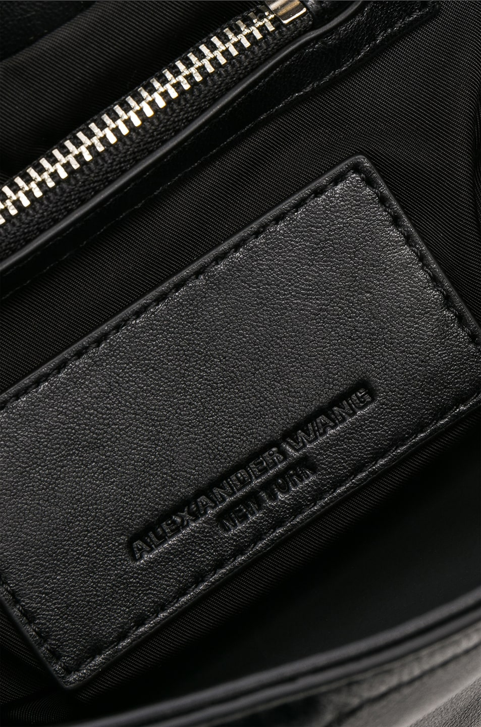 Image 7 of Alexander Wang Micro Marti Bag in Black